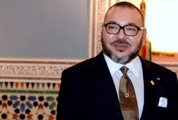 SM le Roi félicite le Président tunisien après sa sortie de l'hôpital