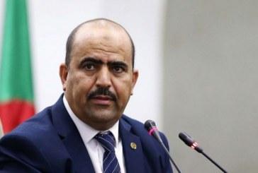 Algérie: un député islamiste élu nouveau président de l'Assemblée nationale