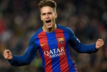 Transfert: le milieu Denis Suarez quitte Barcelone pour Vigo