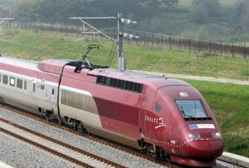 Le Thalys immobilise ses trains à cause de la canicule
