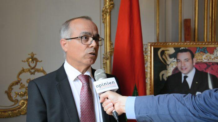 La Fête du Trône célébrée à Paris avec éclat : Chakib Benmoussa : Mémoire et convergence renforcent notre partenariat d'exception franco-marocain