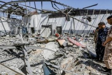 Tripoli: Plus de 53 migrants tués dans le raid aérien