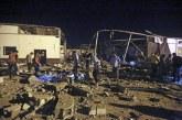 Tripoli: sept Marocains tués, huit blessés et trois autres portés-disparus dans le raid aérien