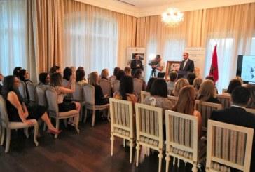 L'Ambassade du Maroc à Bakou accueille les entrepreneurs de l'AQSIA