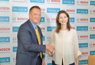 Atlanta Assurances signe une convention avec B/S/H Maroc