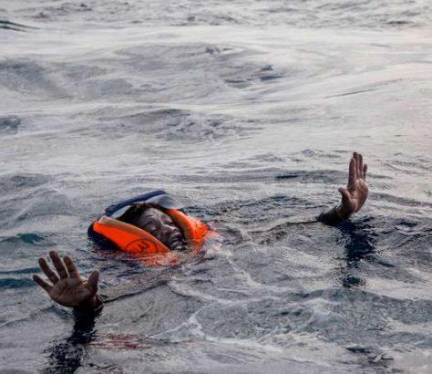naufrage des migrants