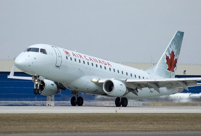 35 blessés dans un atterrissage d'urgence d'un avion d'Air Canada — Hawaï