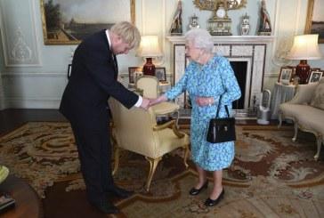 Boris Johnson officiellement nommé Premier ministre du Royaume-Uni