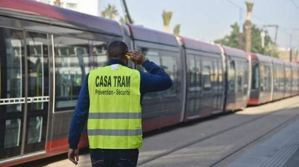 Casa Tramway : arrêt provisoire de 9 stations