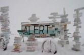 Canada: Record de chaleur absolu enregistré près du pôle nord