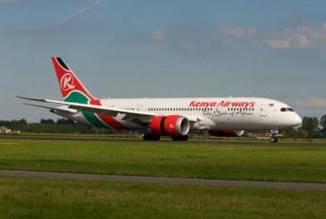 Un passager clandestin tombe d'un avion de Kenya Airways