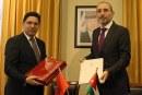 Maroc-Jordanie : Signature d'une convention de coopération et de deux mémorandums d'entente