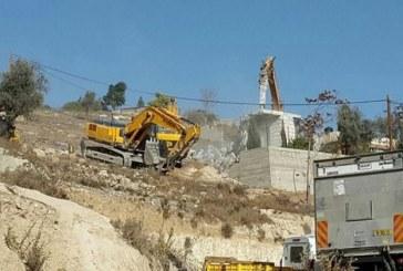 """Shtayyeh qualifie de """"crime de guerre"""" les démolitions des maisons d'Al Qods"""