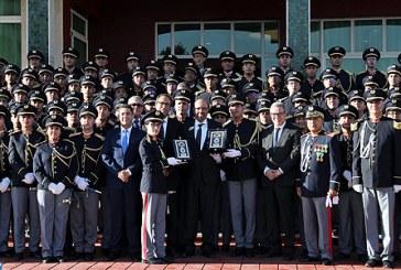 Remise des diplômes aux lauréats de la 54è promotion de l'Institut royal de l'Administration territoriale