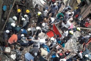Inde: deux morts et plus de 40 disparus dans l'effondrement d'un bâtiment