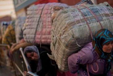 Femmes mulets: un rapport dénonce leurs conditions de travail «inhumaines»