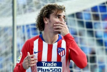 Transfert Griezmann: l'Atletico va saisir la FIFA