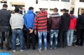 Démantèlement par la Gendarmerie Royale d'une bande de braqueurs de camions de transport de marchandises