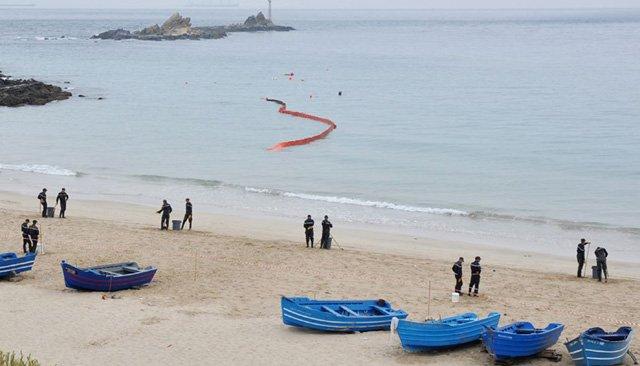 La Marine Royale porte secours à 271 candidats à la migration irrégulière