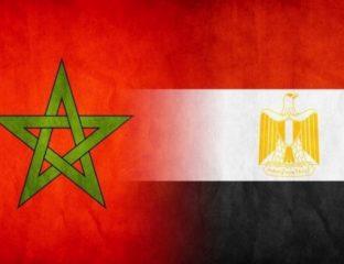 maroc-égypte