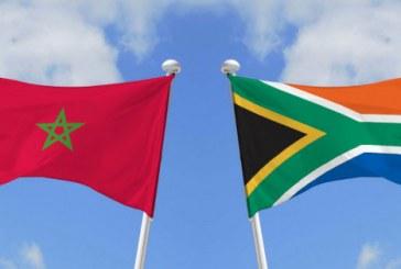 L'Afrique du Sud souhaite renforcer les relations de coopération avec le Maroc