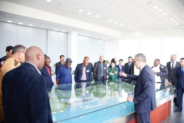 Une délégation Sud-Africaine en visite au Maroc