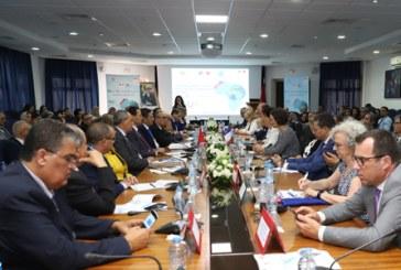 """Lancement de la plateforme nationale """"Maroc Université Numérique"""""""