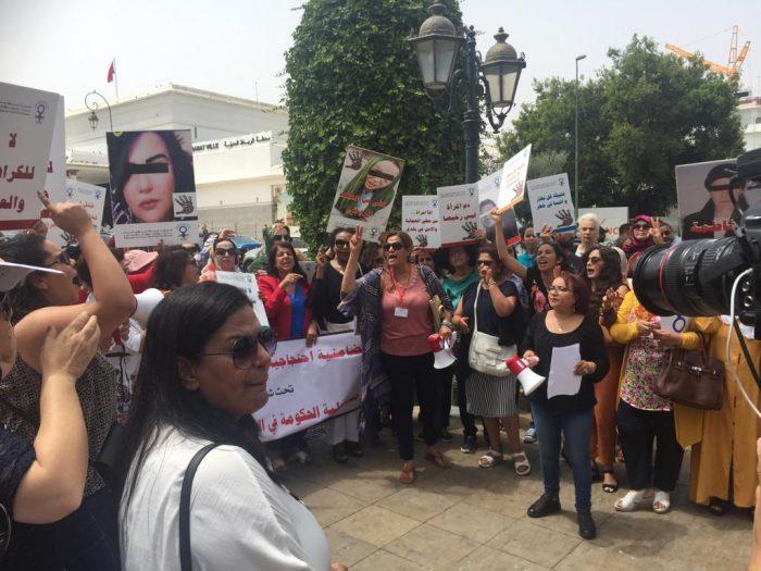 Affaire de Hanane: la société civile exprime son «ras-le-bol»