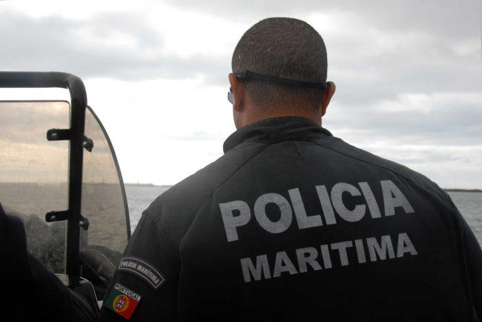 la police maritime portugaise