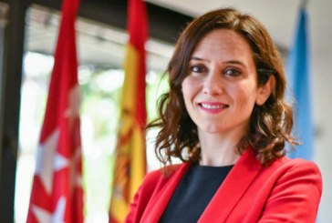 Isabel Diaz Ayuso, nouvelle Présidente du gouvernement de Madrid