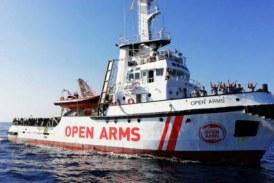 Migration: La justice italienne autorise le débarquement du navire Open Arms