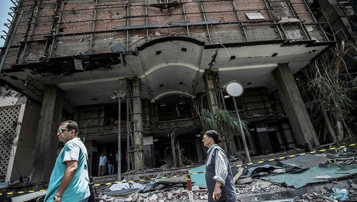 Caire - attentat terroriste