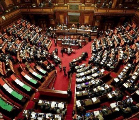 Italie- Sénat