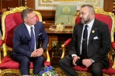Message de condoléances de SM le Roi au Roi Abdallah II de Jordanie suite au décès de la Princesse Dina Abdel Hamid