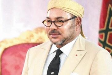 Aïd Al-Adha: SM le Roi adresse des messages de félicitations aux Chefs d'Etat des pays islamiques