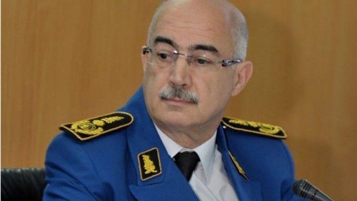 directeur général de la sûreté nationale algérienne