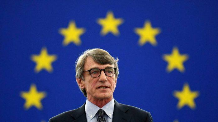 Président du parlement européen