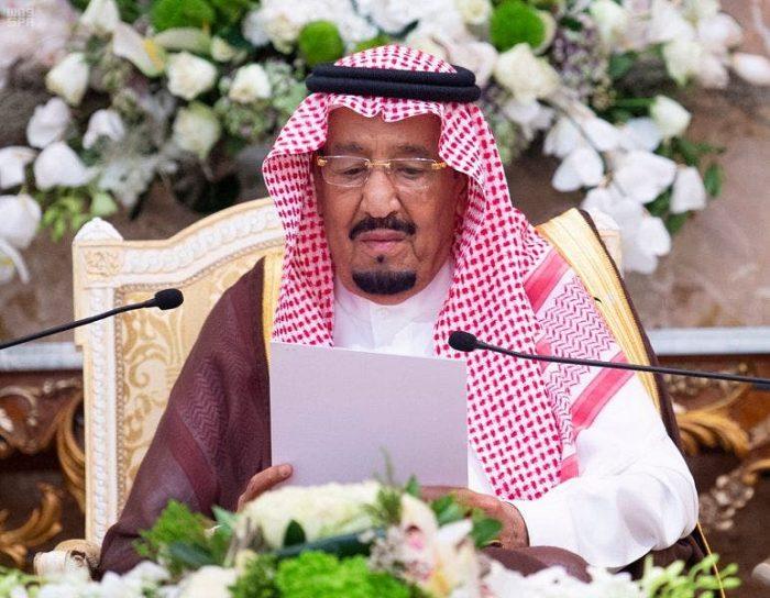 Hajj 1440 : Le Serviteur des Lieux Saints reçoit les chefs des délégations officielles
