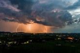 Alerte Météo: Temps chaud et averses orageuses au Royaume