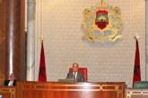 Benchamach dresse un bilan positif de la deuxième session de la Chambre des conseillers