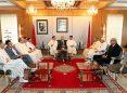 délégation officielle marocaine pour le pèlerinage