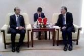 Santé : Anas Doukkali s'entretient avec son homologue chinois