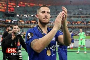 Ligue Europa: Eden Hazard nommé meilleur joueur de l'édition 2019
