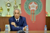 Halilhodzic dévoile la liste des joueurs convoqués pour les matchs amicaux de septembre