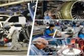 Industrie: les prix à la production en hausse de 0,2% en juin