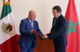 Mexique : L'Ambassadeur du Maroc remet ses lettres de créance au Président Lopez Obrador