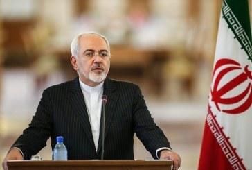 Les Etats-Unis annoncent des sanctions contre le chef de la diplomatie iranienne