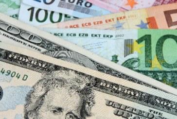 L'euro se déprécie face au dollar