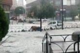 Des inondations font d'importants dégâts matériels à Madrid