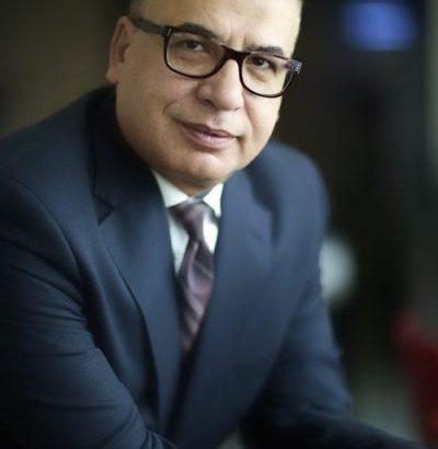 Mohammed Amin, Senior VP, META, Dell Technologies
